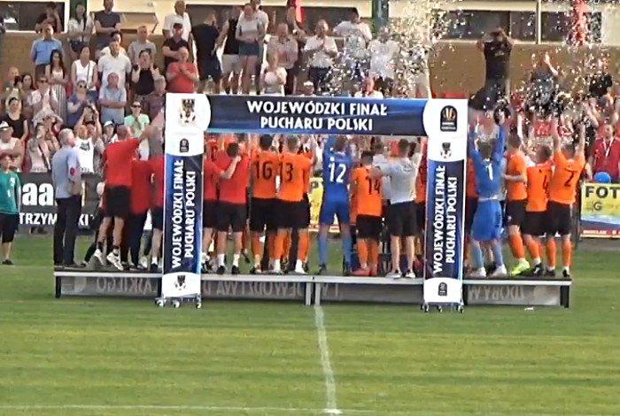 Puchar Polski dla Zagłębia II Lubin