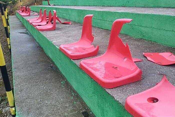 Zalesie Wójcice krzesełka