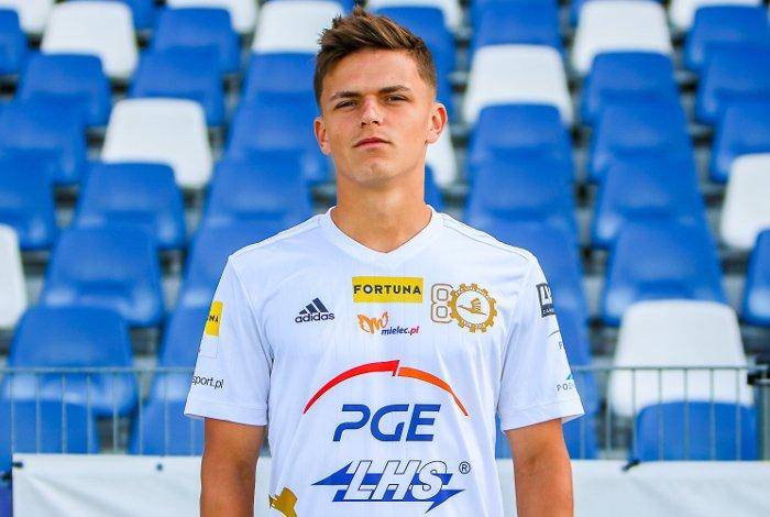 Zawodnik Piasta Żmigród trenował z Wisłą Kraków, ale trafił do Stali Mielec