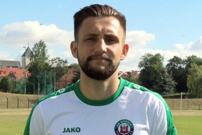 Eryk Sobków nowym graczem Górnika Polkowice