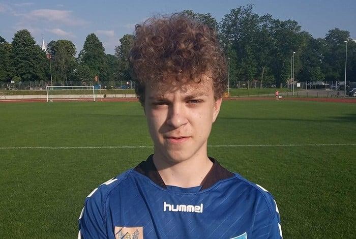 Okręgowy Puchar Polski. Hat-trick niespełna 16-letniego debiutanta