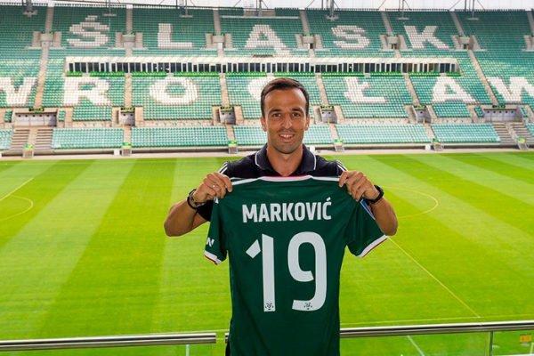 Filip Marković w Śląsku Wrocław