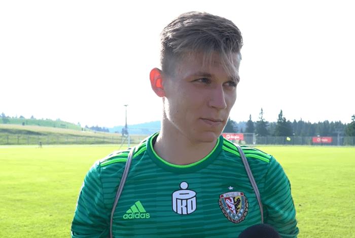 Damian Gąska Miedź Legnica