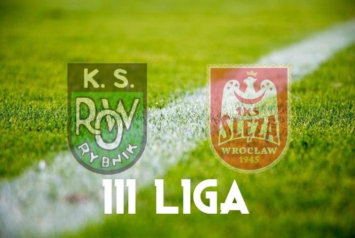 ROW Rybnik - Ślęza Wrocław
