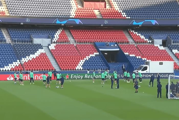 PSG - Real ONLINE TV