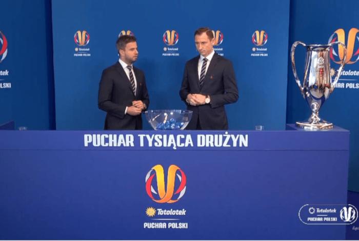 Losowanie 1/8 finału Pucharu Polski. Zagłębie i Miedź poznali rywali