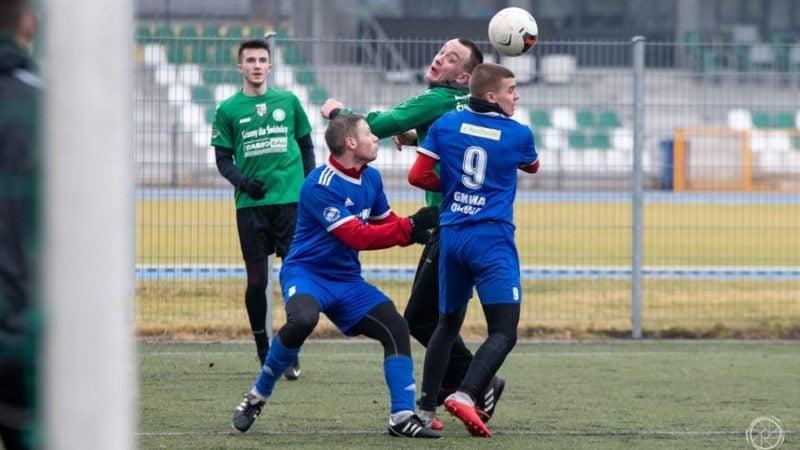 Grzegorz Borowy Polonia-Stal Świdnica