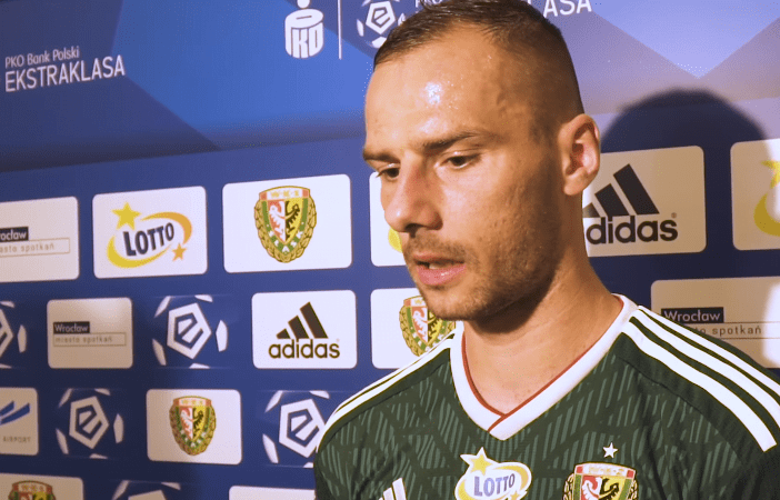 Mateusz Cholewiak Legia Warszawa