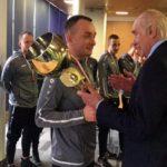 Bez porażki, ale i bez obrony tytułu. Szymon Tragarz MVP mistrzostw Polski