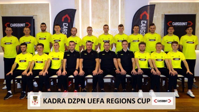 Kadra Dolnego Śląska UEFA Region's Cup