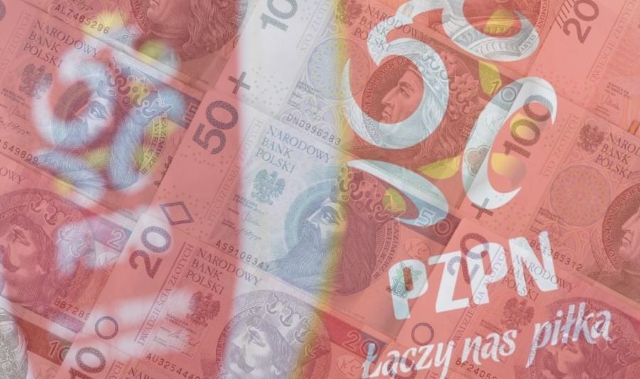 116 mln zł pomocy PZPN dla klubów. Wsparcie dla niższych lig raczej skromne
