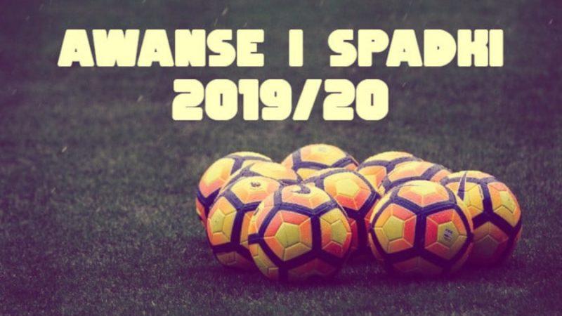 sezon 2019/20 spadki i awanse Wrocław