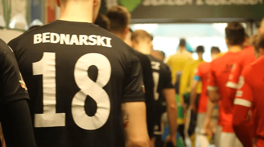 """Hat-trick Bednarskiego i wygrana w meczu """"za 6 punktów"""""""