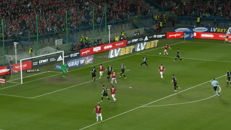 Derby Cracovia - Wisła ONLINE
