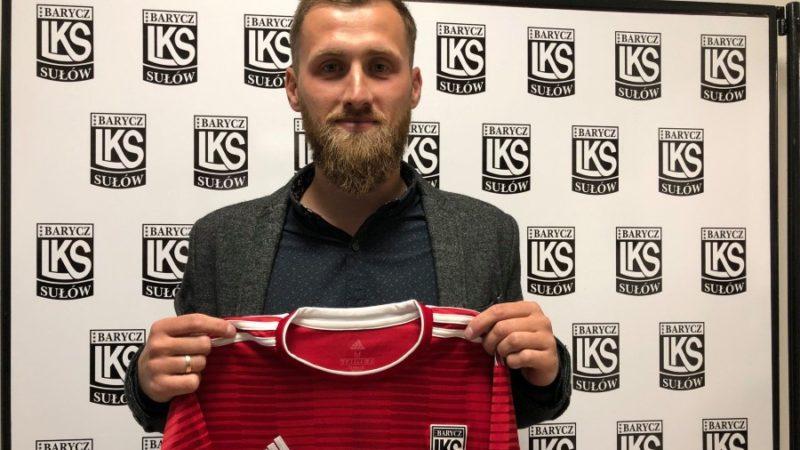 Barycz Sułów ma nowego trenera. Cel – awans do IV ligi