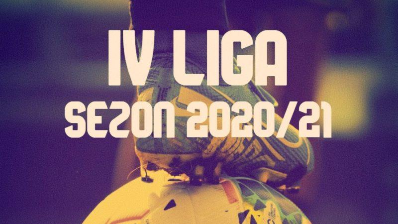 IV liga w sezonie 2020/21