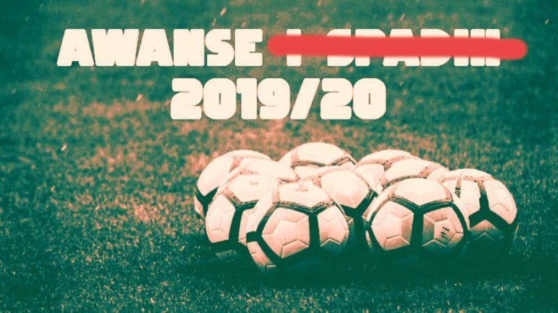 Wykaz drużyn uprawnionych na sezon 2020/21
