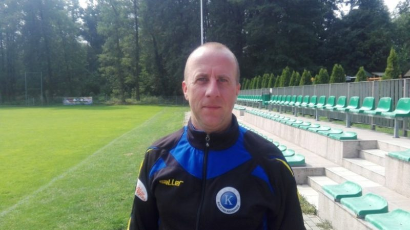 Okręgówka Legnica: Kaczawa Bieniowice ma nowego trenera