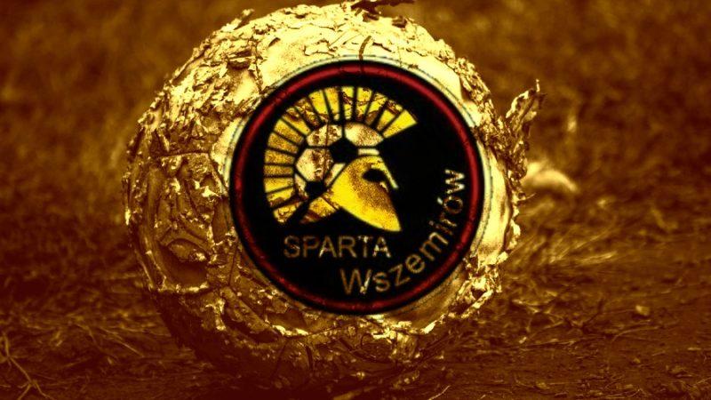 Sparta Wszemirów awans przegrany bramki