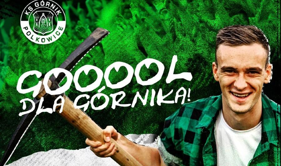 Bednarski strzelił cztery gole Elanie i ucieka Robakowi
