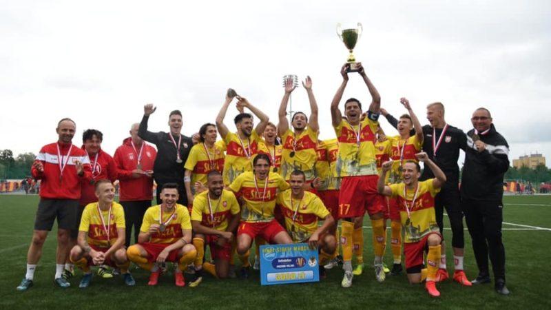 Ślęza rozbiła rezerwy Śląska i zdobyła okręgowy Puchar Polski