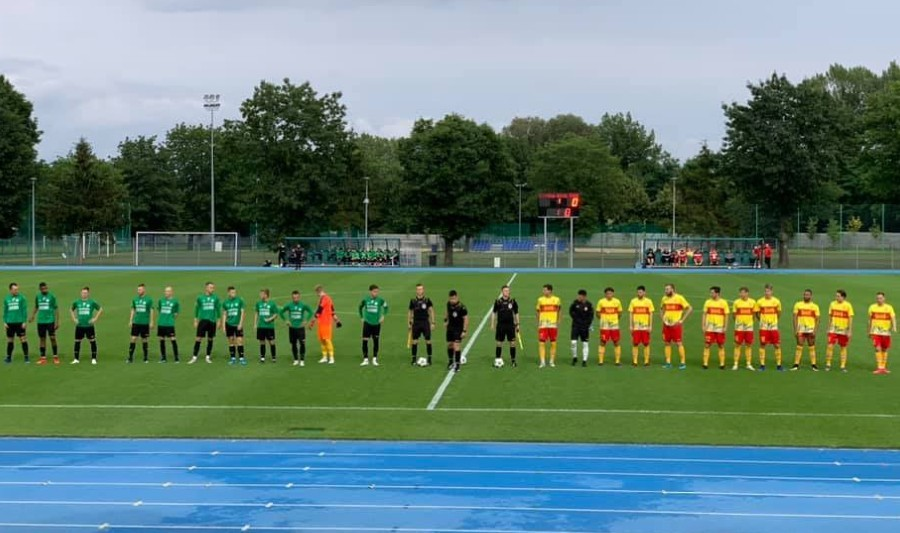 Ślęza Wrocław - Zagłębie II Lubin w finale Regionalnego Pucharu Polski