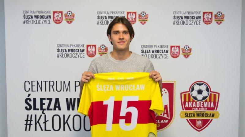 Krzysztof Bialik Ślęza Wrocław