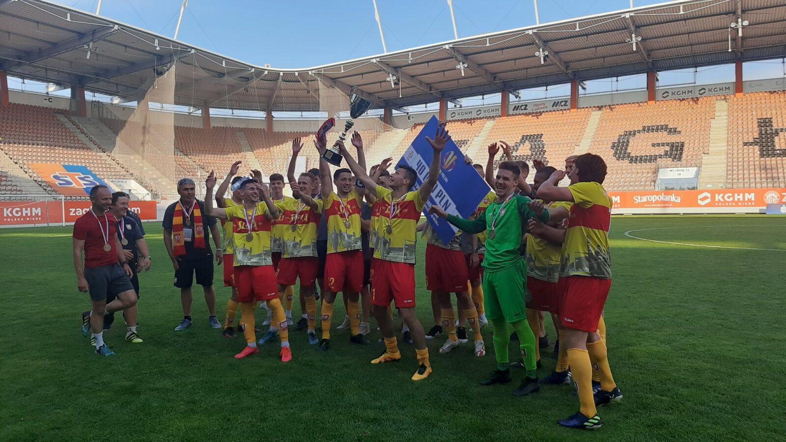 Ślęza Wrocław zdobywcą Regionalnego Pucharu Polski w sezonie 2019/20