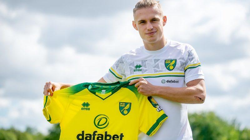 Przemysław Płacheta został piłkarzem Norwich City