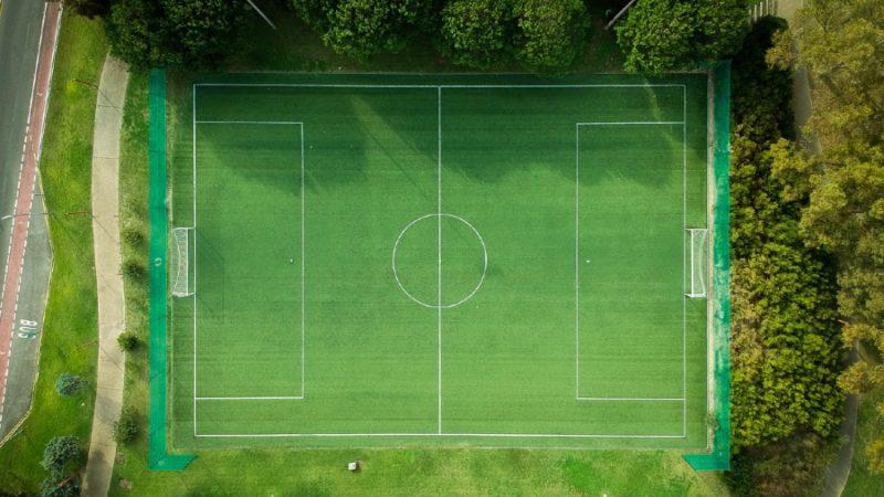 weryfikacja boisk niższe ligi