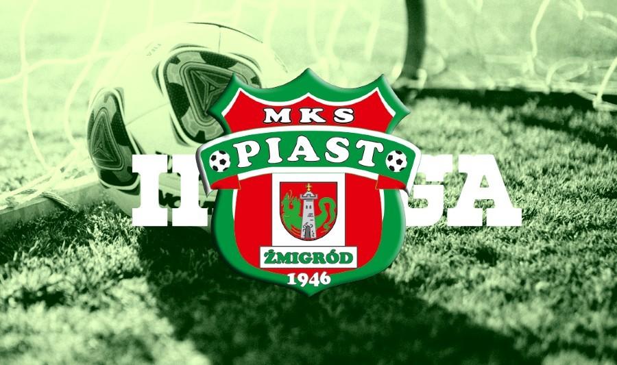 Piast Żmigród ogłosił nazwisko nowego trenera