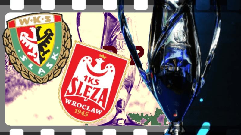 finał Ślęza Wrocław - Śląsk II Wrocław