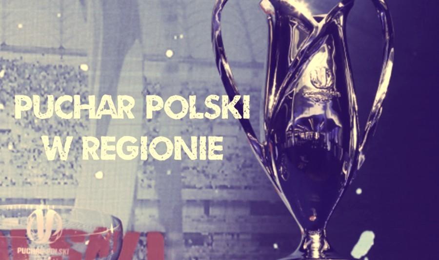 Pucharowa środa. Przed nami trzy finały okręgowego Pucharu Polski