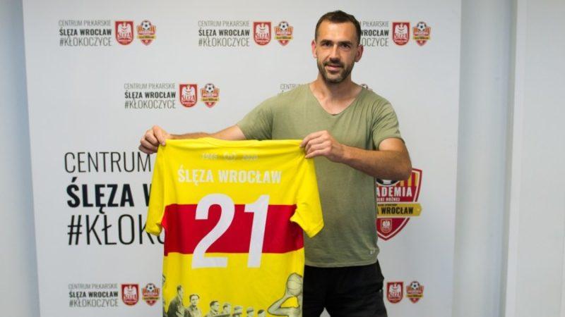 Adam Samiec Ślęza Wrocław