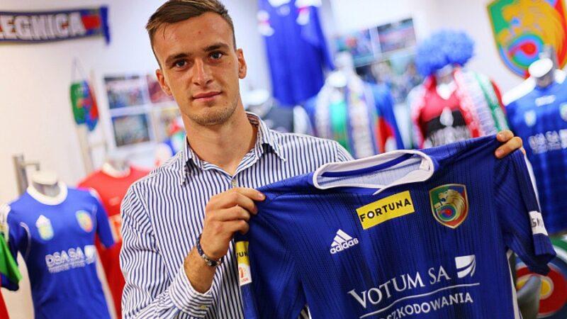 Michał Bednarski Miedź Legnica