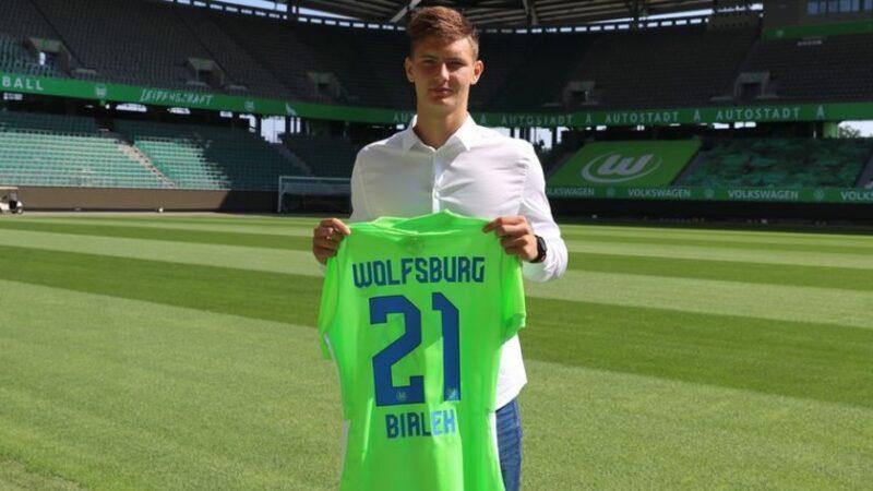 Bartosz Białek w VfL Wolfsburg