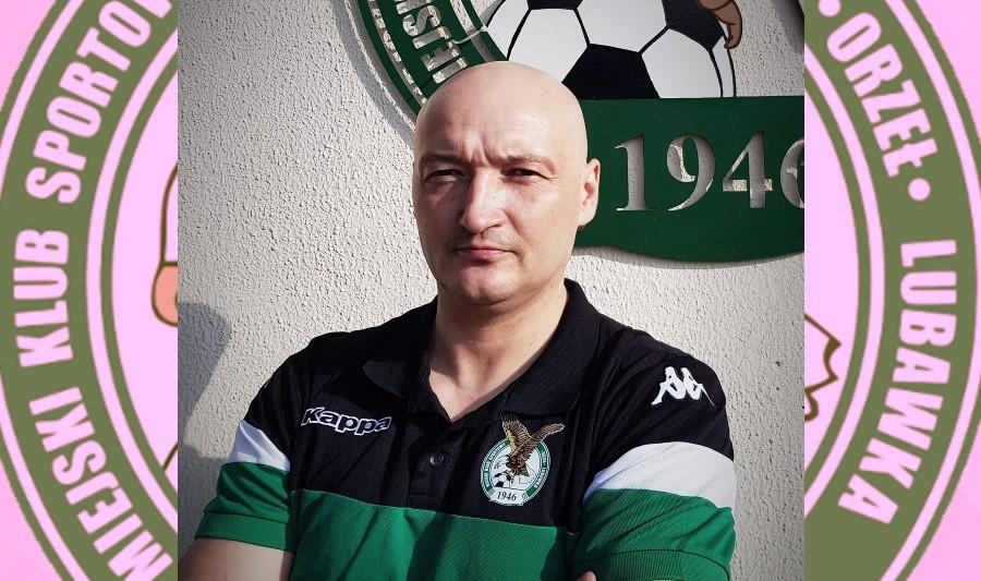 Jacek Fojna nowym trenerem beniaminka IV ligi Orła Lubawka