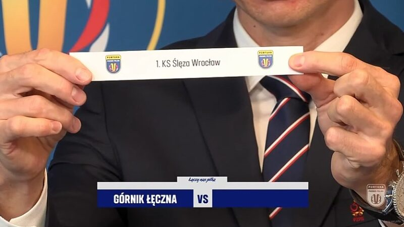 Ślęza Wrocław - Górnik Łęczna