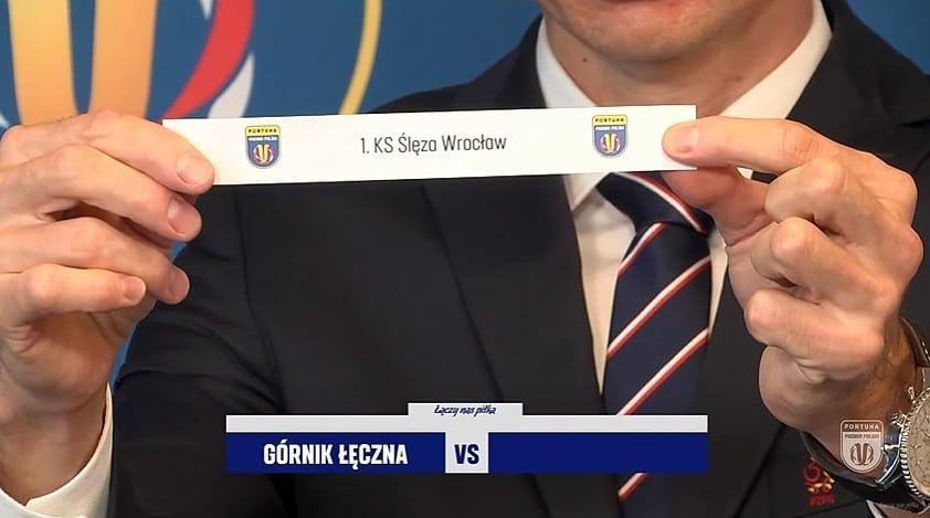 Puchar Polski. W 1/16 finału Ślęza Wrocław zagra z Górnikiem Łęczna