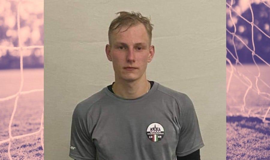 Wychowanek Resovii i były junior Lechii Gdańsk w IV-ligowym Orkanie