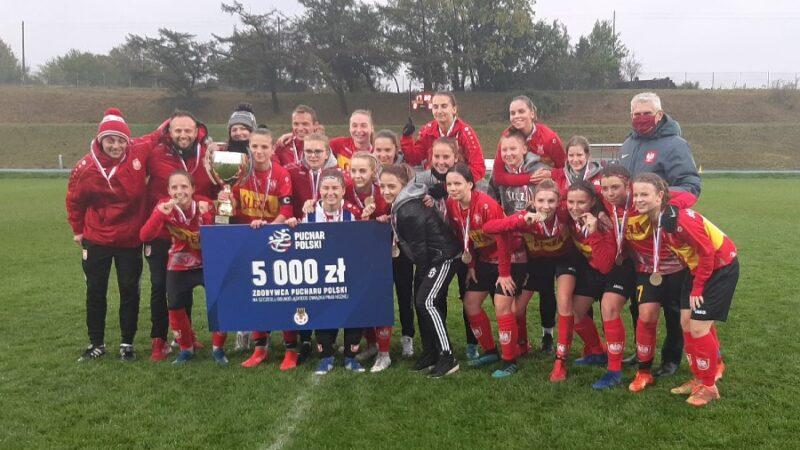 Regionalny Puchar Polski Kobiet dla Ślęzy Wrocław