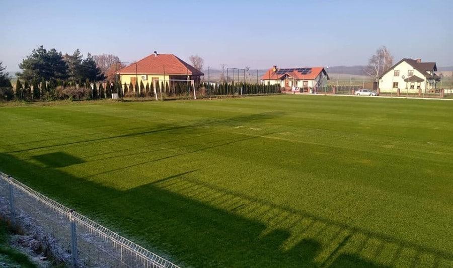 Oto odnowione boisko beniaminka wrocławskiej okręgówki