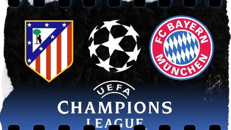 Atletico - Bayern ONLINE TV