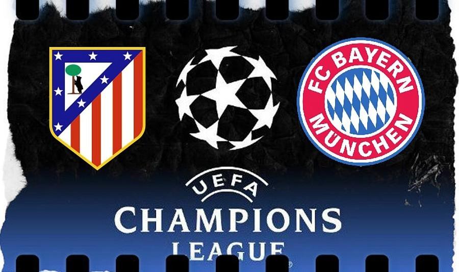 Atletico - Bayern ONLINE TV (01.12. TRANSMISJA NA ŻYWO STREAM)