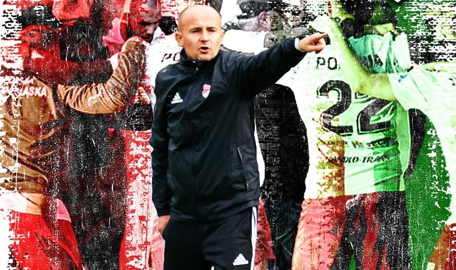 Krzysztof Tabak nie jest już trenerem Polonii Środa Śląska