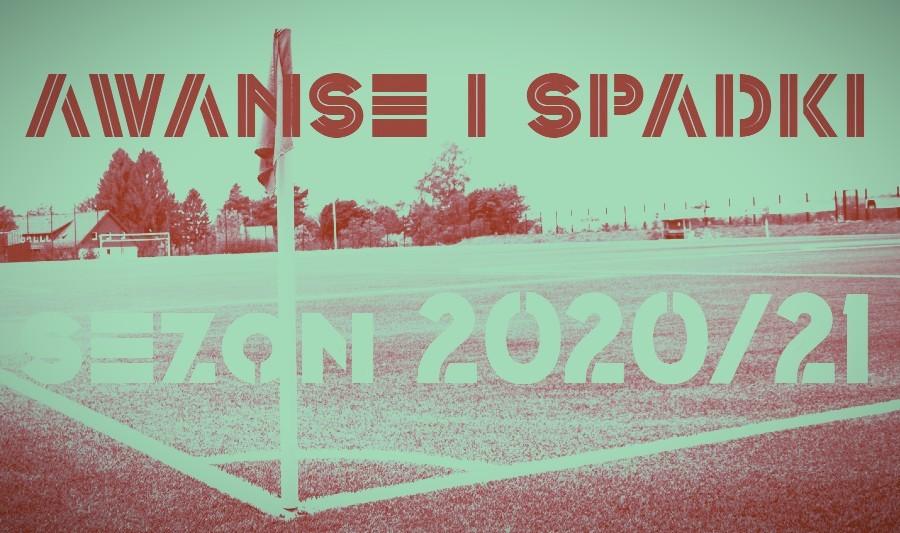 Awanse i spadki 2020/21 w A klasie [STAN PO RUNDZIE JESIENNEJ]