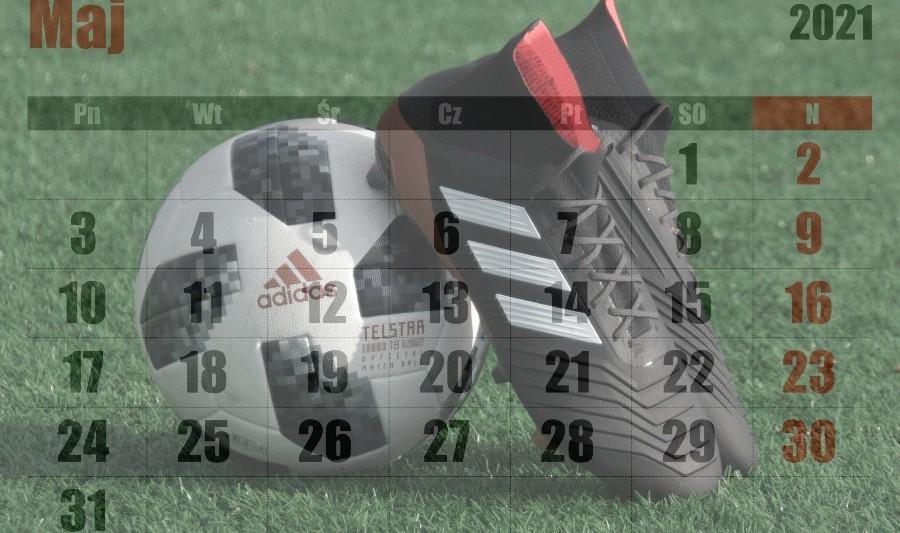 Osiem meczów w 33-34 dni? To nie Premier League, to niższe ligi