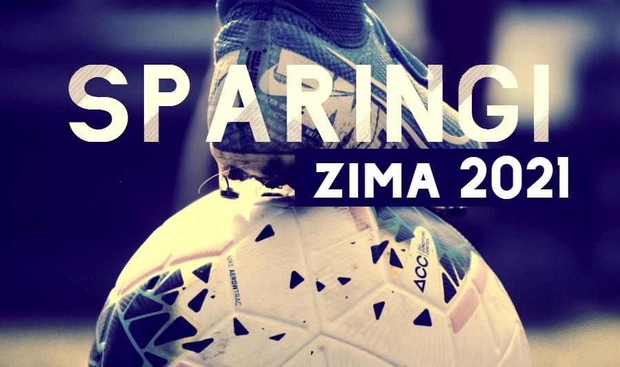 Mecze kontrolne dolnośląskich drużyn z niższych lig [SPARINGI ZIMA 2021]