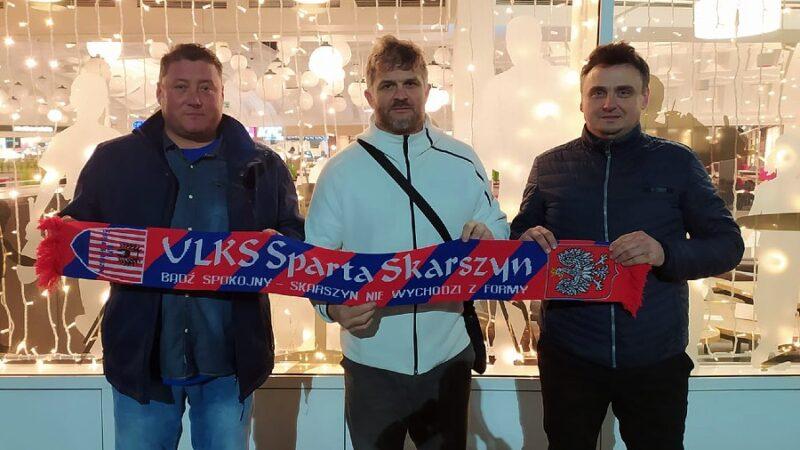 Sparta Skarszyn Jacek Wojciechowski