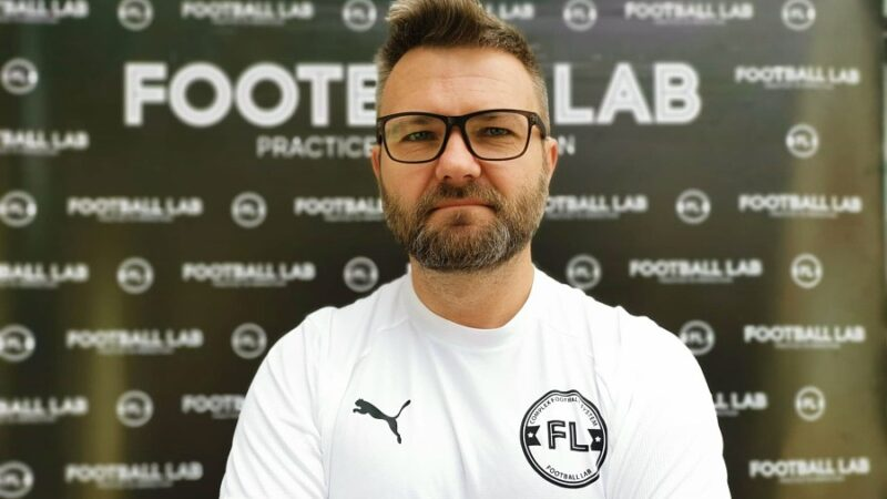 Łukasz Rutkowski trenerem Sparty II Wrocław